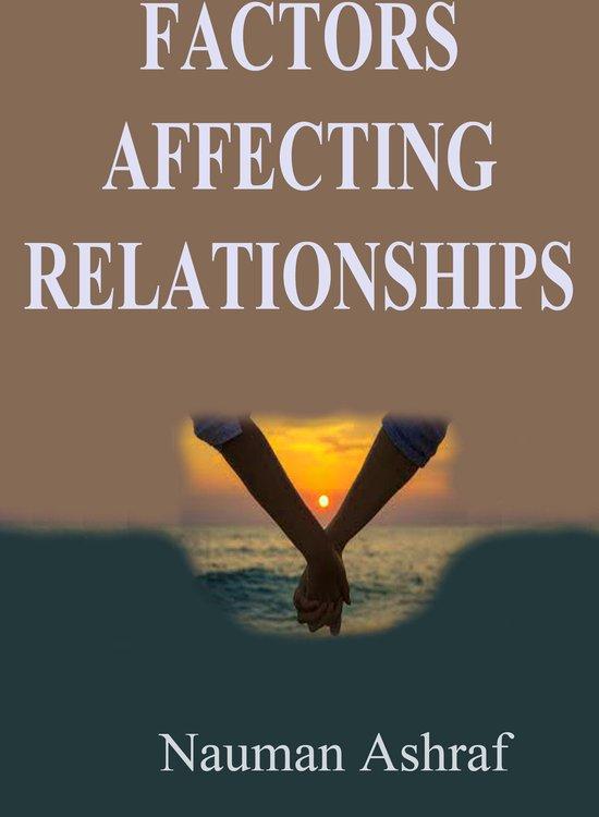 Factors Affecting Relationships