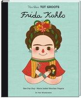 Van klein tot groots  -   Frida Kahlo