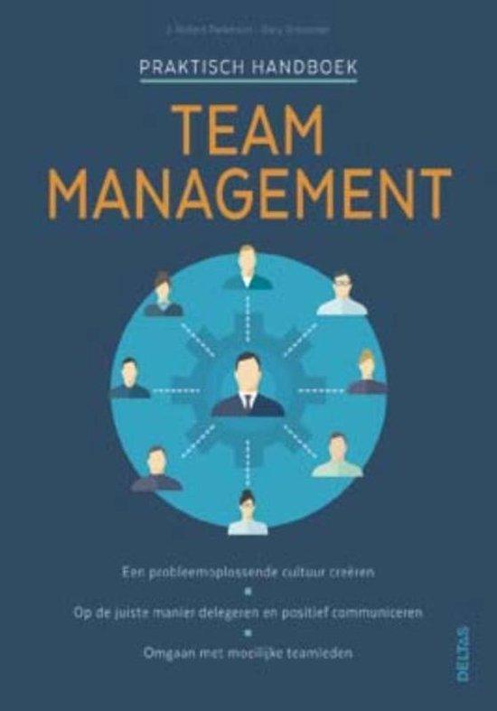 Praktisch handboek Team management - Robert-J. Parkinson   Fthsonline.com