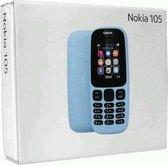 Nokia 105 Engels - Zwart