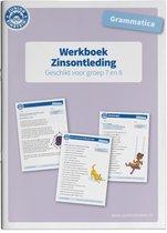 Werkboek Grammatica Zinsontleding voor groep 7 en 8