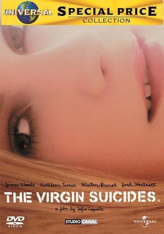 Cover van de film 'The Virgin Suicides'