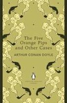 Afbeelding van The Five Orange Pips and Other Cases