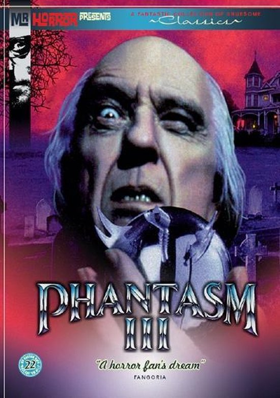 Cover van de film 'Phantasm 3: Lord Of The Death'