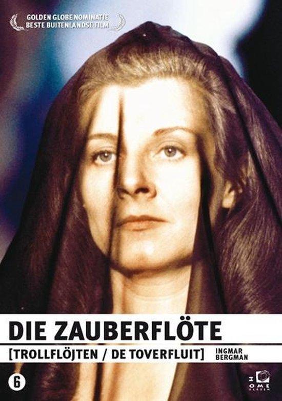 Cover van de film 'Die Zauberflöte'