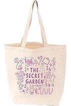 Littlelit Tote Secret Garden Babylit