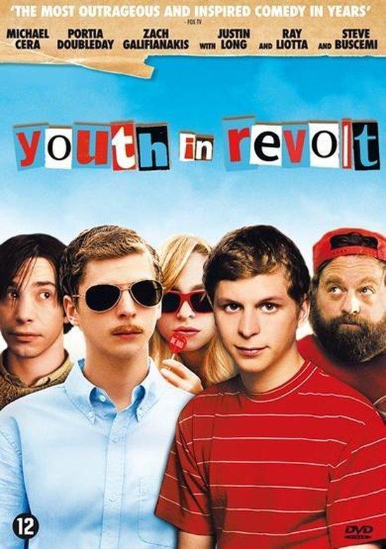Cover van de film 'Youth In Revolt'