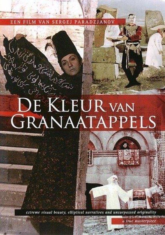 Cover van de film 'De Kleur Van Granaat..'