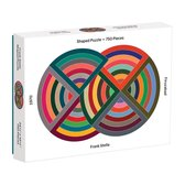 Moma Frank Stella 750 Piece Shaped Puzzle
