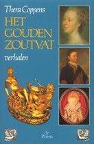 Boek cover Gouden zoutvat van Thera Coppens