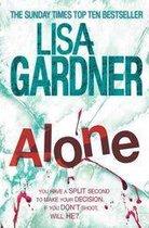 Boek cover Alone (Detective D.D. Warren 1) van Lisa Gardner (Onbekend)