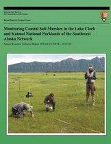 Monitoring Coastal Salt Marshes in the Lake Clark and Katmai National Parklands of the Southwest Alaska Network