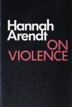 Boek cover On Violence van Hannah Arendt