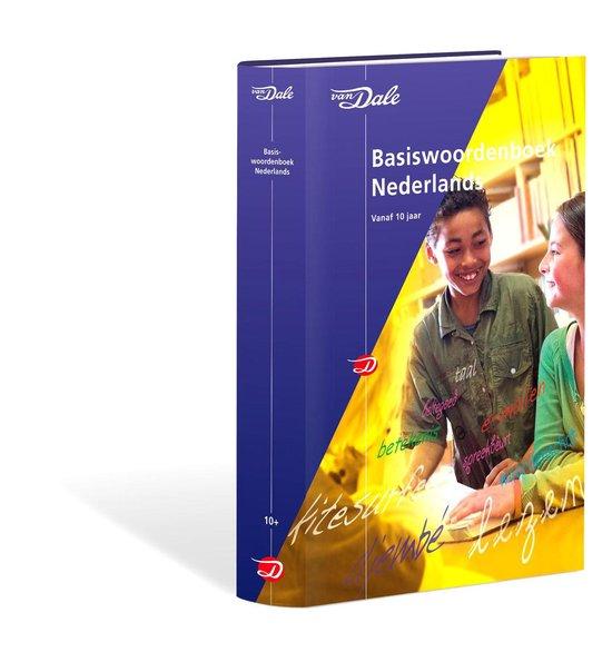 Van Dale Basiswoordenboek Nederlands - M. Verburg | Fthsonline.com