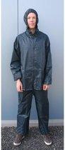 Lastpack Regenpak Blauw - Maat XXL
