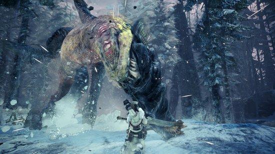 Monster Hunter World Iceborne - Master Edition - PS4