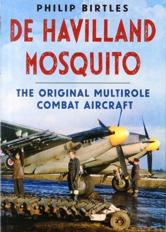 Boek cover de Havilland Mosquito van Philip J. Birtles (Hardcover)
