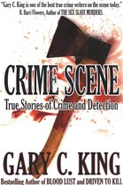 Omslag Crime Scene: True Stories of Crime and Detection