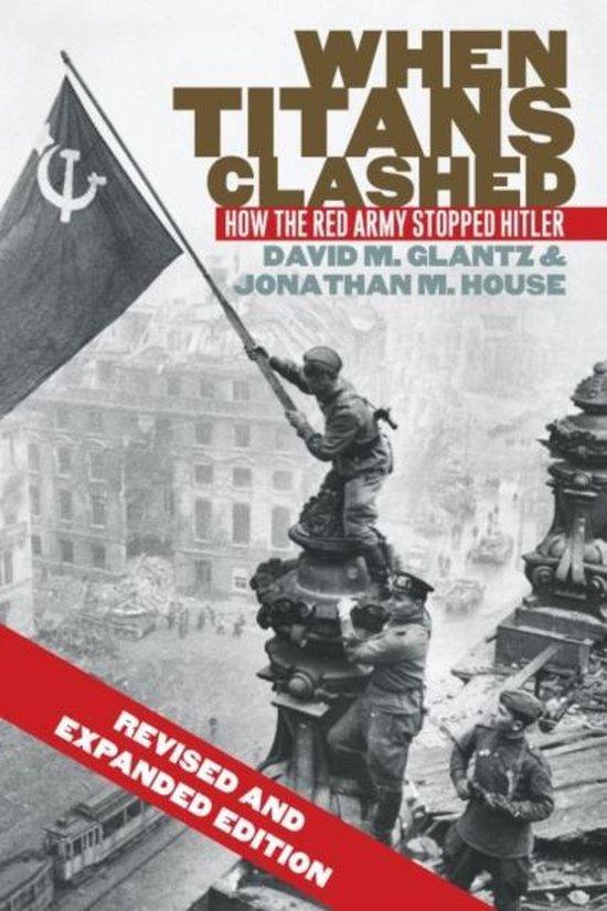 Boek cover When Titans Clashed van David M. Glantz (Paperback)