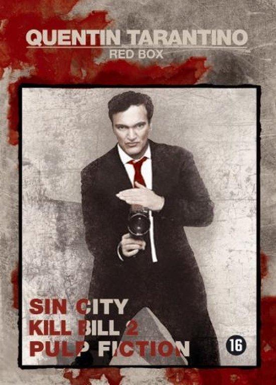 Cover van de film 'Tarantino Redbox'