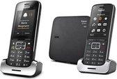 Gigaset SL450A DUO - DECT telefoon - 2 Handsets - Antwoordapparaat - Zilver/Antraciet