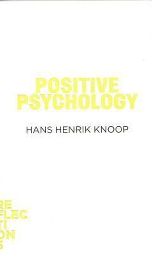 Boek cover Positive Psychology van Hans Henrik Knoop (Paperback)