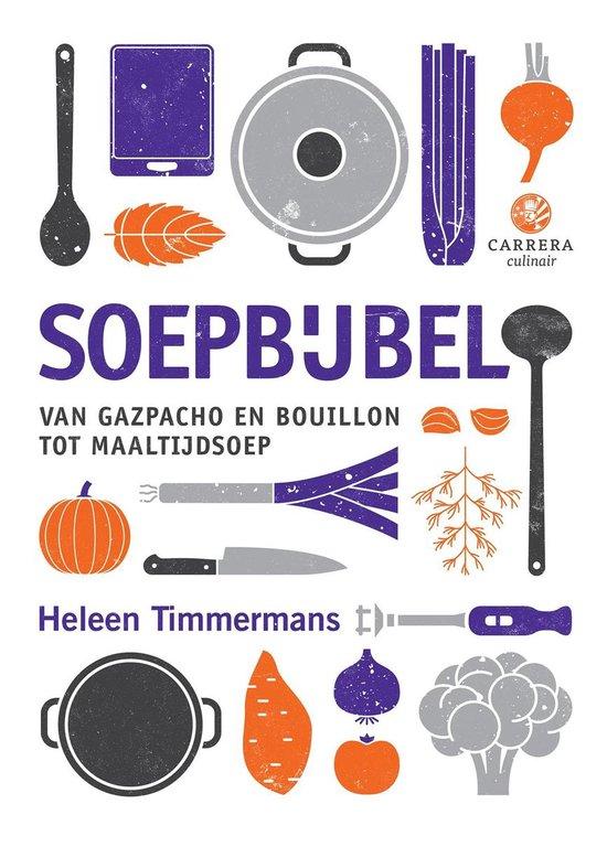 Soepbijbel - Mevr. Heleen Timmermans  