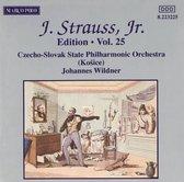 J. Strauss, Jr. Edition, Vol. 25
