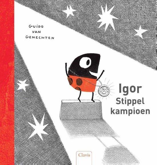 Igor stippelkampioen - Guido van Genechten  