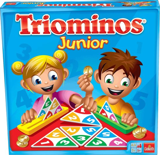 Triominos Junior - Kinderspel