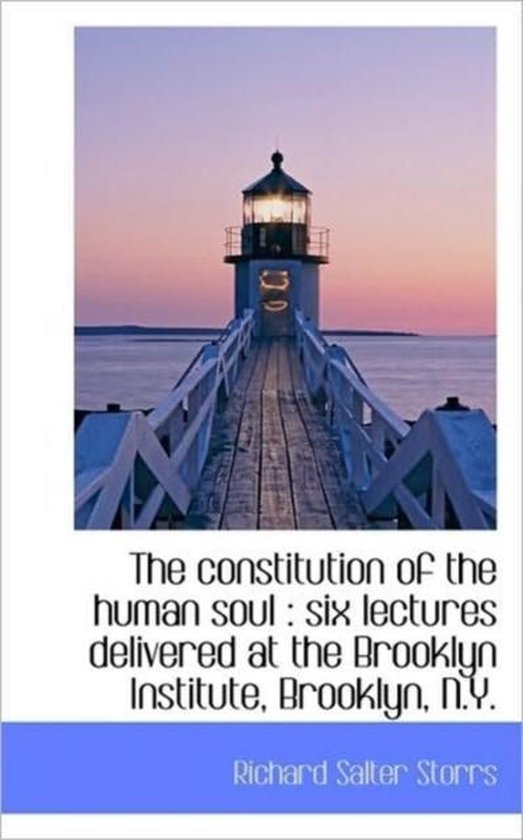 The Constitution of the Human Soul