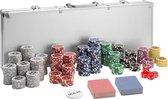 TecTake - pokerset 500 delig inclusief koffer en kaartspel - 402559
