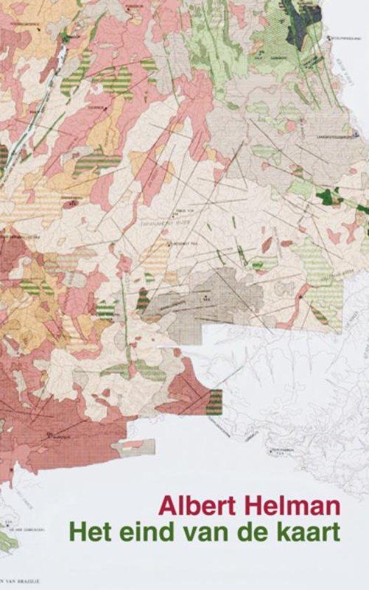Het eind van de kaart - Albert Helman | Fthsonline.com