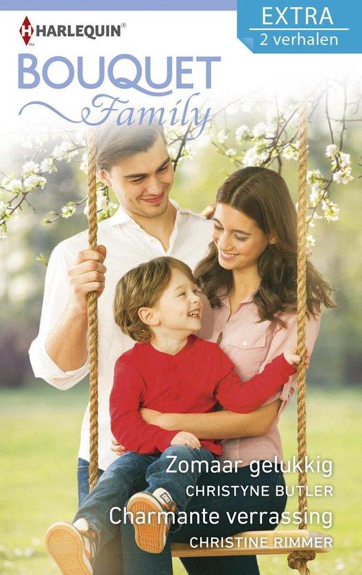 Bouquet Extra 422 - Zomaar gelukkig ; Charmante verrassing (2-in-1) - Christyne Butler |