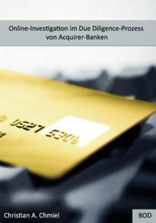 Online-Investigation im Due Diligence-Prozess von Acquirer-Banken