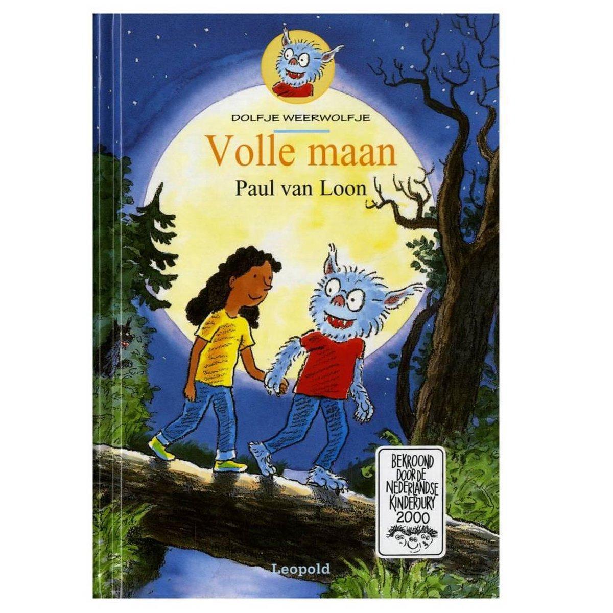 Kinderboeken Volle maan