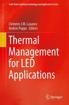 Thermal Management for LED Applications