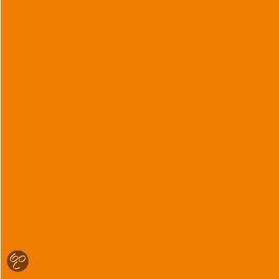 Gekleurd Papier A4 120gr FP Oranje