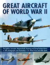 Boek cover Great Aircraft of World War II van Price Dr Alfred