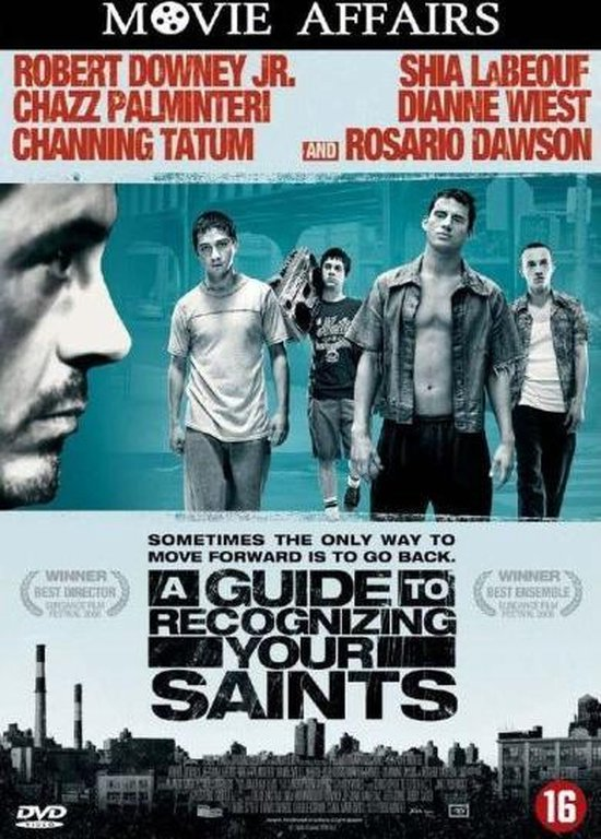 Cover van de film 'A Guide To Recognizing Your Saints'