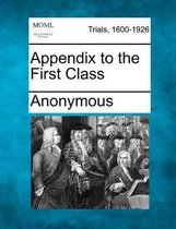 Appendix to the First Class
