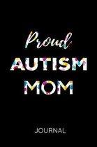 Proud Autism Mom Journal