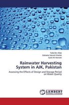 Rainwater Harvesting System in Ajk, Pakistan
