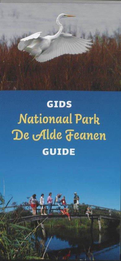 Gids nationaal park Alde Feanen guide - Halbe Hettema   Fthsonline.com