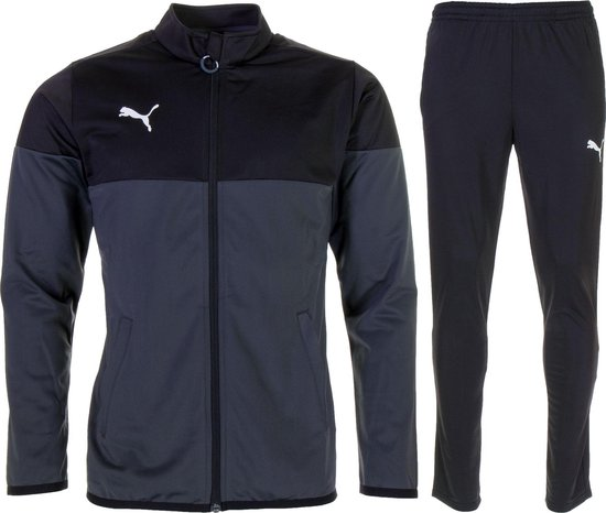 PUMA ftblPLAY Tracksuit Trainingspak Heren - Asphalt-PUMA Black
