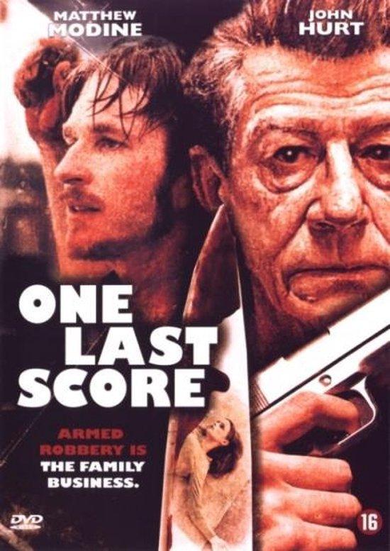 Cover van de film 'One Last Score'