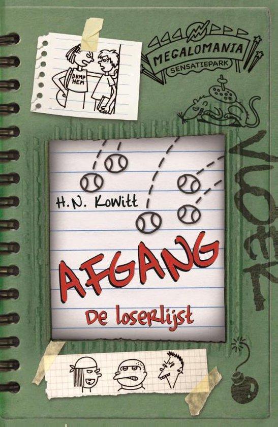De loserlijst 3 - Afgang - H.N. Kowitt | Readingchampions.org.uk