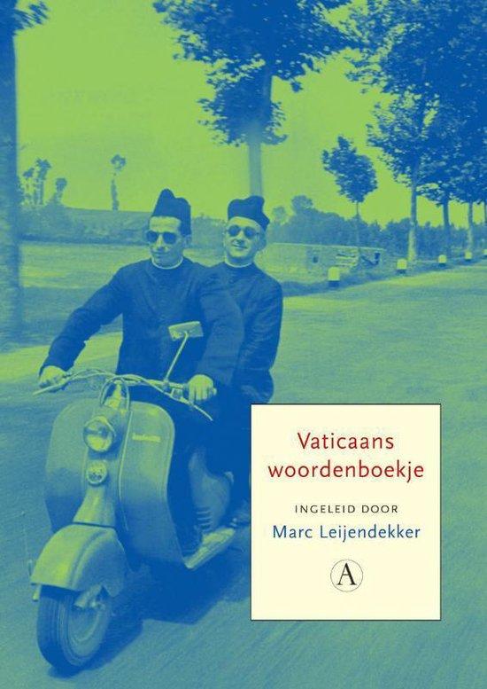 Vaticaans Woordenboekje - Marc Leijendekker | Readingchampions.org.uk
