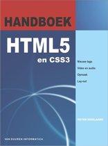 Handboek - Handboek HTML 5