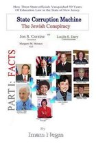 State Corruption Machine the Jewish Conspiracy
